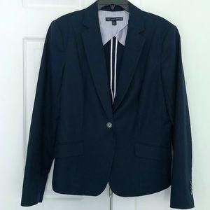 Brooks Brothers Women's Navy Blue Blazer size 14